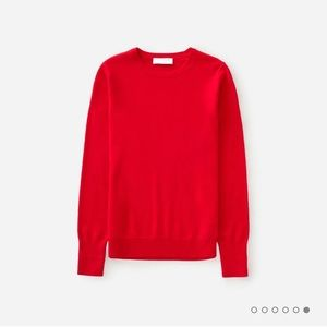 Everlane Cashmere crew (pls read!!)